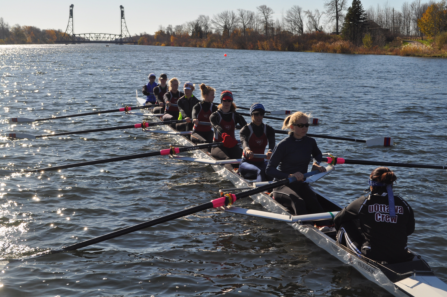 Row, row, row your boat - The FulcrumThe Fulcrum