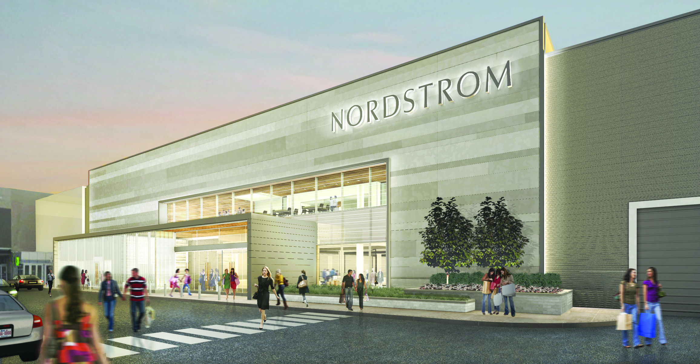 Rideau Centre announces expansion