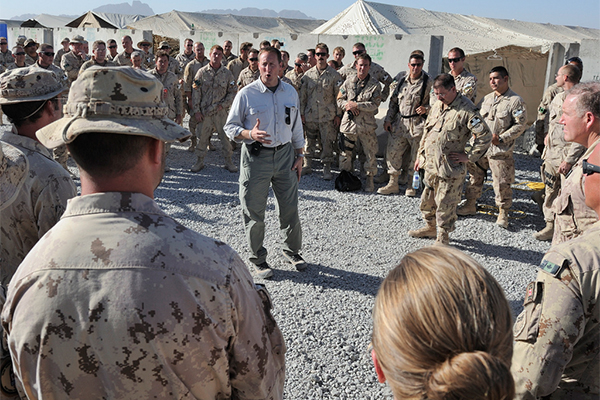 canadian peacekeeping afghanistan Canada's decision to deploy military personnel there suggests none of the  lessons learned from our 13-year war in afghanistan are.