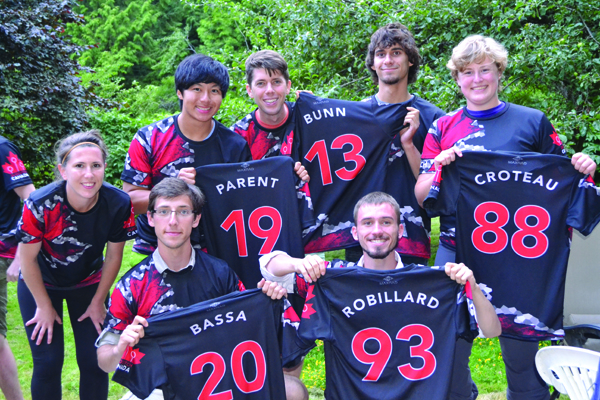 U of O quidditch players compete for Team Canada