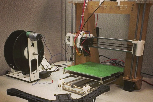 U of O student sets out to revolutionize 3D printing
