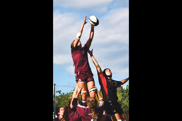 Women's rugby pulls off a win against Laval