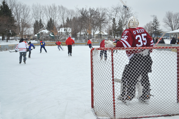 Sandy Hill Winter Classic finds common ground-or-ice-between locals and students
