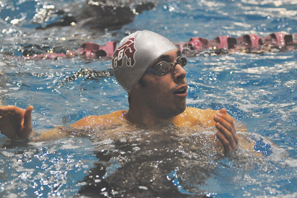 Swimmers make history with national top 10 finishes
