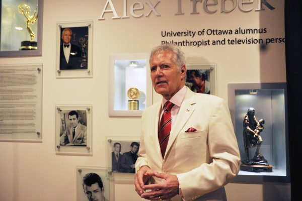 What is Alex Trebek Alumni Hall? First U of O alumni-dedicated space