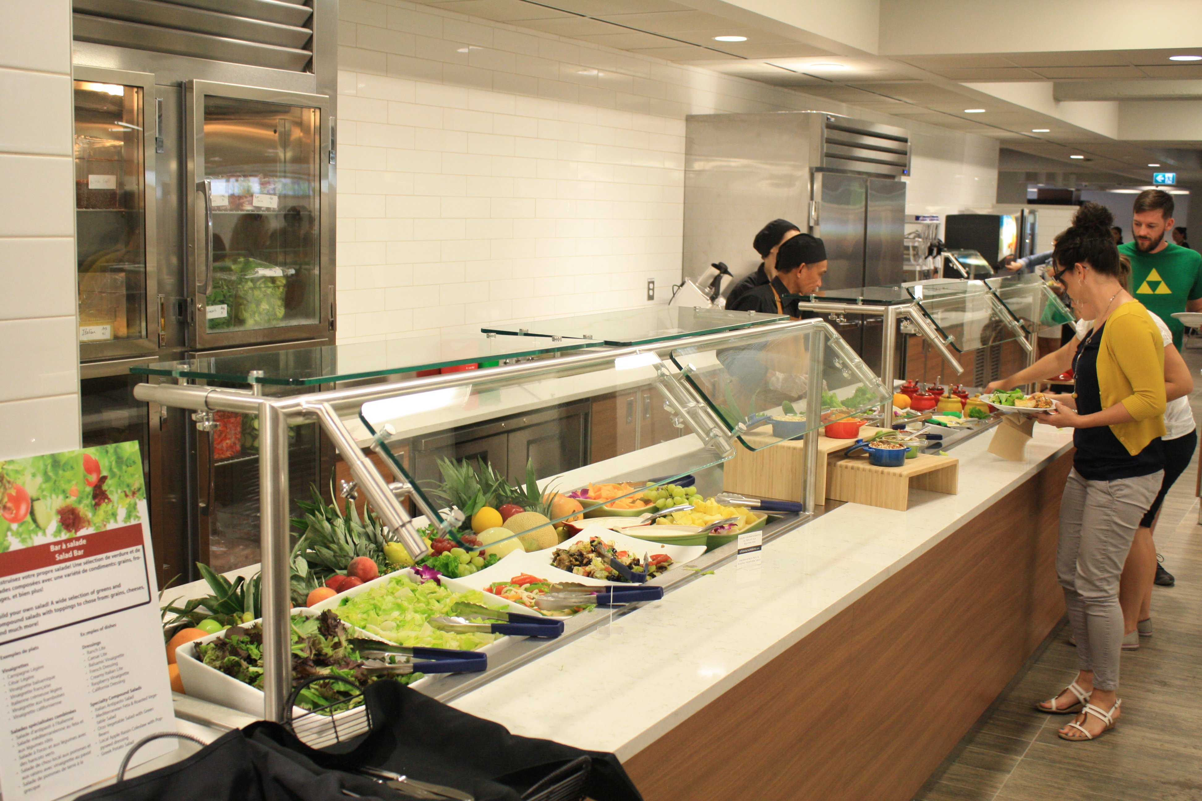 24 7 Dining Hall Opens Its Doors