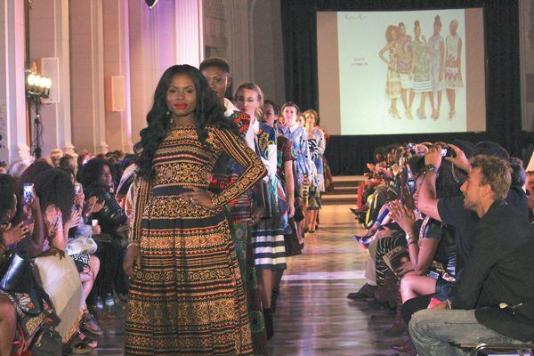 Cultures come together for Safara Fashion Show