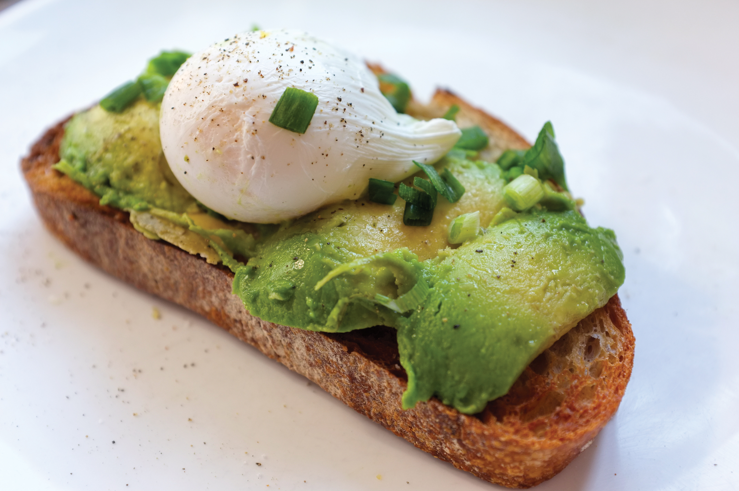 FulcFit food series: A toast to avocados | The Fulcrum